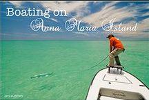 Boating on Anna Maria Island / Boating