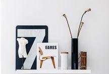 shelf styling / home decor and shelf styling ideas.