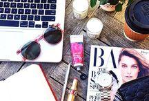 Basic Blogger / by Hannah Worth