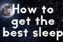 Improve Your Sleep Tips / Sleep better, have more energy, sleeping tips, insomnia tips, healthy sleep