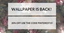 SHOP now! Explore our Wallpapers / We don't sell woodchip and we and don't advocate the use of neutral paint.  We manufacture original, unique designs using back to the drawing board design skills to create digital wallpaper with soul.  BECAUSE WALLS NEED NOT BE BORING