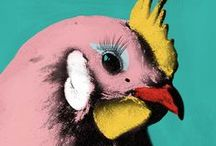 Chicken Coop Love
