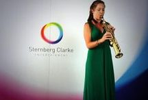 Auditions / Pictures from recent auditions in the Sternberg Clarke office (and occasionally out of them)...  http://www.sternbergclarke.co.uk