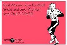 O-H-I-O...Go Buckeyes! / Our family loves the Ohio State University! Go Bucks! / by Roquel Peiffer