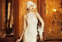 Vintage-Inspired Wedding Dresses / Fall in love with the romance of vintage and vintage-style wedding dresses