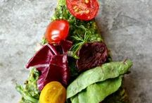 Healthy & Veggie Food / by Fada Moranga