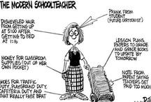 Teaching / by Queenie Baxter