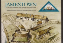 Historic Triangle/Jamestown, VA / The first successful English settlement on the mainland of North America, May 14, 1607