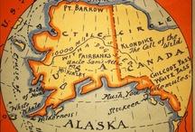 Alaska / Alaska is pure, raw beauty.