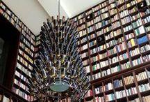 Bookshelves / by Sparkle Abbey