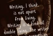 The Writing Life / by Sparkle Abbey