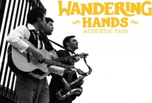 FEATURED: Wandering Hands / Wandering Hands, a fantastic acoustic trio.  http://www.sternbergclarke.co.uk/acts/wandering-hands