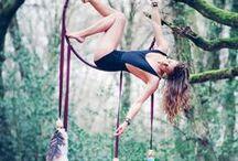 Aerial + Hoops + Lyra + Acrobatic
