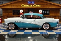 CLASSIC CARS..one / by Judy Castle