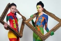 THEME: Body Painting