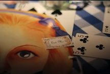 THEME: Alice in Wonderland / A few Entertainment ideas inspired by Lewis Carrol's book 'Alice's Adventures in Wonderland'