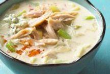 Tasty Soups / by Caroline Guf