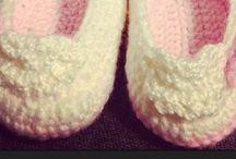 My knittings ❤ Benim ördüklerim...