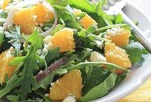 Recipes - Salads / by Christine Watkins