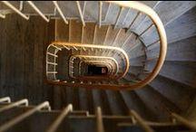 Stairs / by Freunde von Freunden