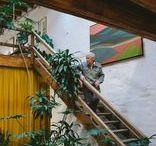 Hallways & Staircases