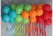 Party Ideas / Ideas for throwing the best party!! / by Dolly England