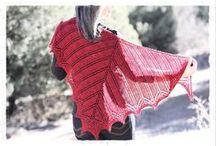 Designs in Zen / Knitting Patterns designed in Zen Yarn Garden yarns.