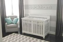 {Baby: Nurseries} / No, I'm NOT pregnant, but one of my friends needs to be! So many cute things! / by {LeeAnne}