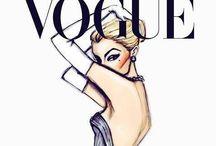 #FashionIlustration