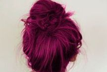 Hair / by Victoria Wonnacott