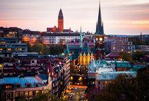 #Sweden... Sverige