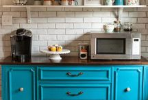 Kitchens / by Dee Peterson