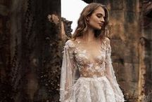 Divine Wedding Dresses   Emmy London / Designers, dresses and details that the team at Emmy London love and gain inspiration from.