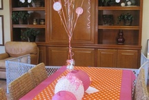 Birthday parties-ideas, decor and favors / by Denise Walter