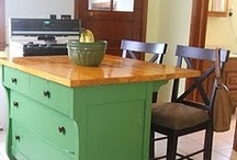 Kitchen Uncluttered / by Brenda Robert Fontaine