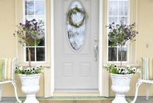 Curb Appeal / by Brenda Robert Fontaine