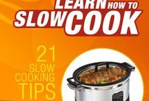 Crock Pot / Recipes that you can cook in the crock pot - my most favorite way to cook!
