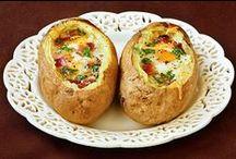 I Love Breakfast! / Breakfast is my favorite meal and Mr. Breakfast is a favorite web site!