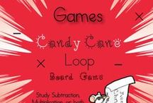 Games / All about games and games you can make! / by Maria M.