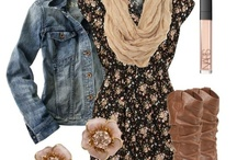Fall Fashion / by Whitney Smith