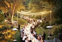 Wedding Ideas / by Brooke Ferrell