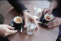 Chic Coffee / Chic Photos of Coffee and Coffee Lovers.