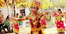 Southeast Asia / Magical moments with landscapes and cultures