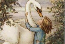 Book illustrations for Children