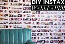 Décor: Paint, Murals, Wall Treatments, Etc. / by Rachael Hollums