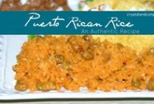 Flavors of Puerto Rico / I'm not Puerto Rican, but I love the food!
