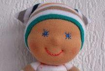 Amazing dolls / Very cute waldorf dolls / by Lulu
