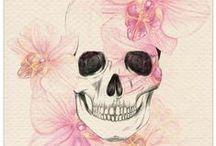 skulls / by Michelle Bennett