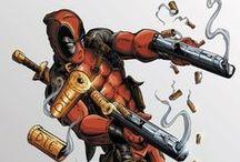 Deadpool / by Victor Abila