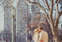 City Bride   Emmy London / From traditional town hall to urban contemporary- Emmy London's board for the city bride!